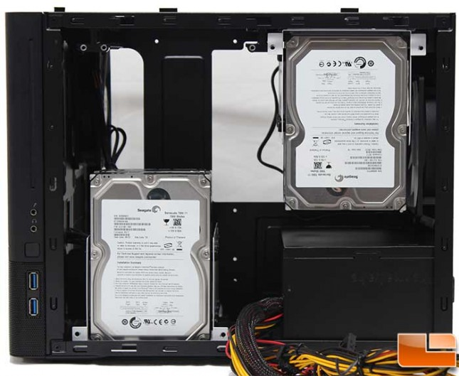 Fractal Design Node 804 Drive Alternative