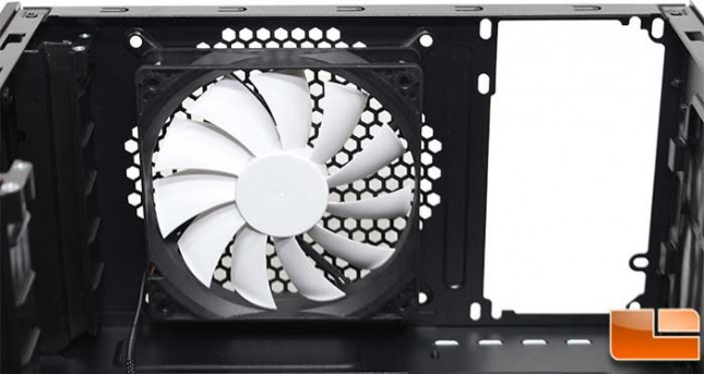 Fractal Design Node 804 PSU Back