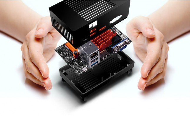 LIVA Mini PC Kit