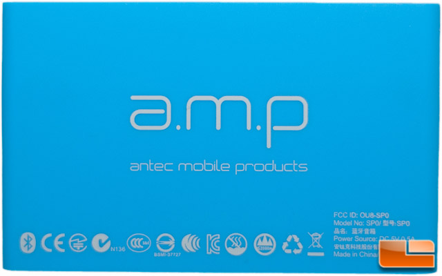 AMP SPzero Bottom