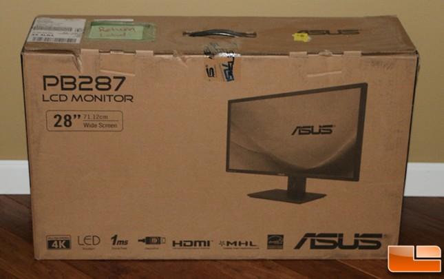 ASUS PB287Q 4K Display