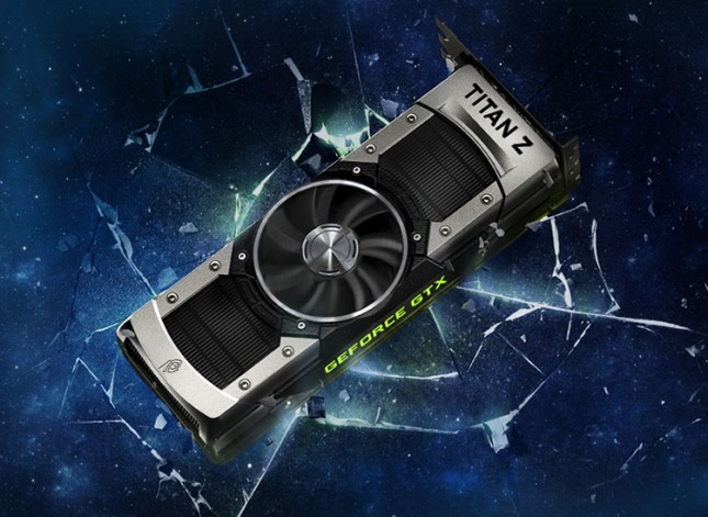 VGA GeForce GTX TITAN Z
