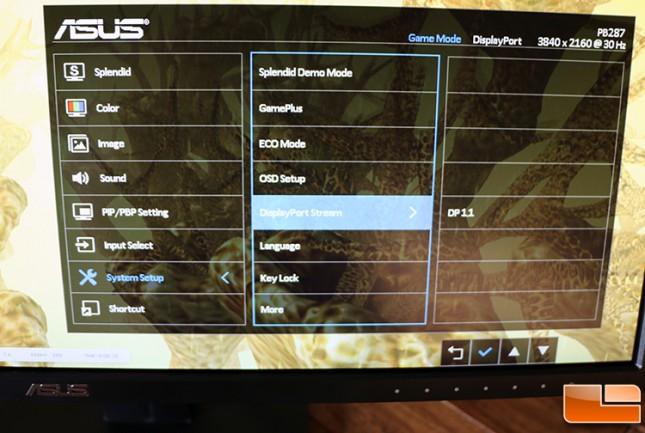 ASUS PB287Q 28-in 4K Single Stream 60Hz Monitor Review - Page 2 of 4 - Legit ReviewsASUS PB287Q ...