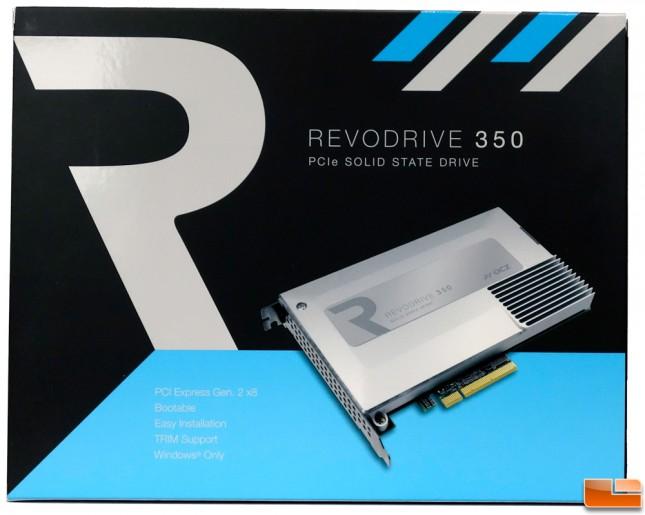 OCZ RevoDrive 350 Box
