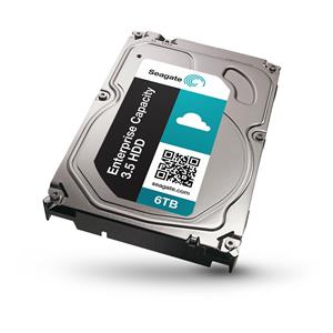 Seagate 6TB hard disk drive