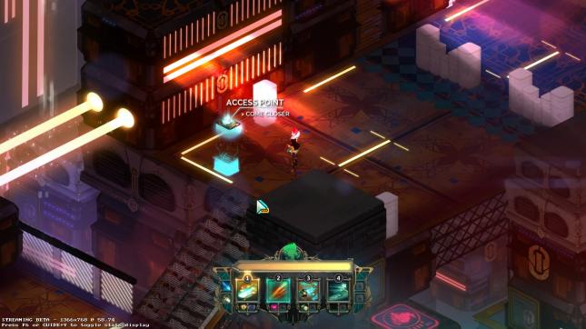 Supergiant's Transistor