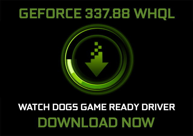 GeForce 337.88 Drivers