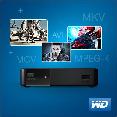 WD TV – Personal Edition