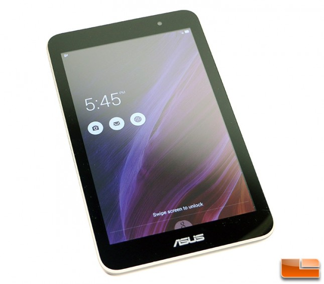 ASUS MeMO Pad 7 Display