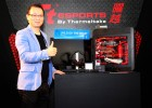 "Mr. Kenny Lin, CEO & Chairman of Thermaltake Group unveil""One Thermaltake Gaming Solution""to the world!"