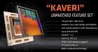 AMD Kaveri APU Highlights