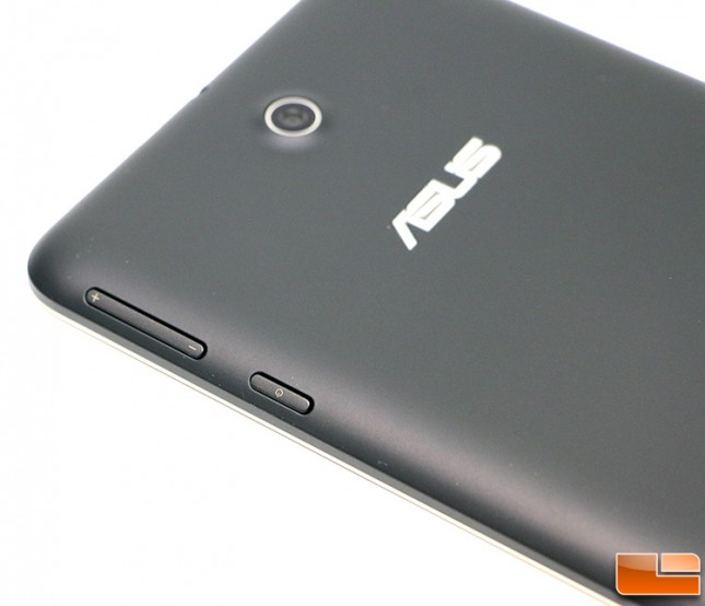 ASUS MeMO Pad 7 Power Button