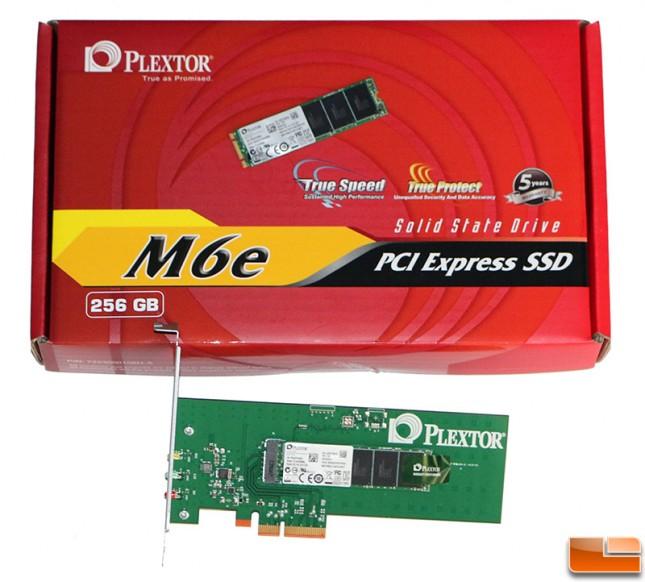 Plextor M6e Series