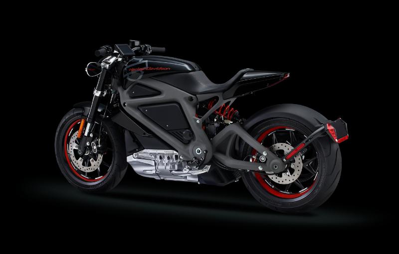 harley-davidson goes electric with project livewire electric