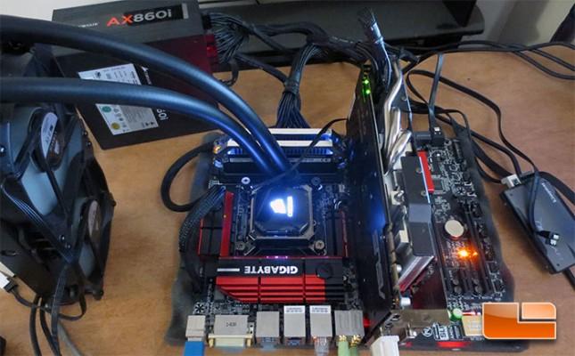 GIGABYTE Z97X-Gaming G1 WiFi-BLK