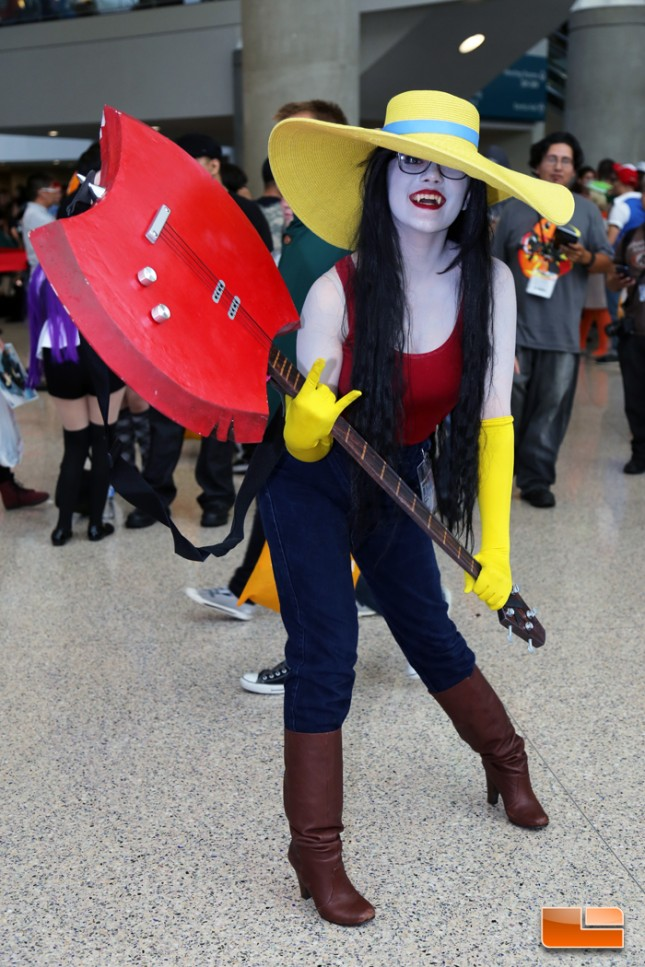 Anime Expo 2014 Cosplay