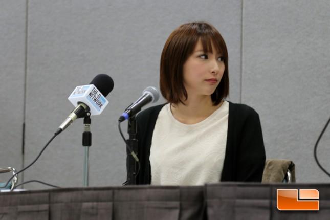 Anime Expo 2014 Eir Aoi