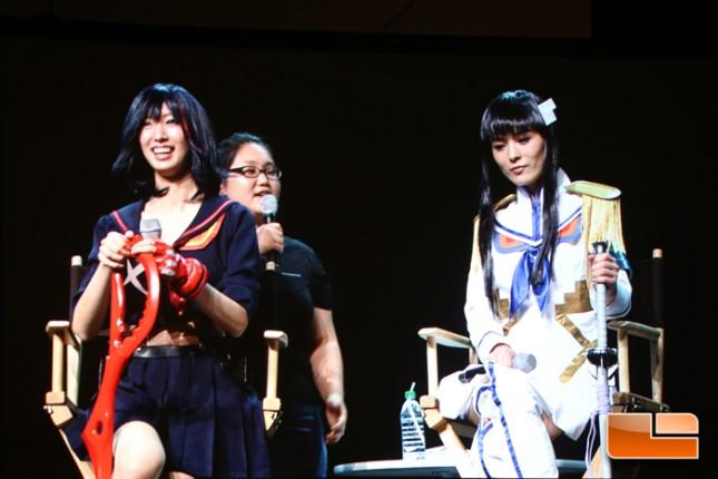 Anime Expo 2014 Kill la Kill Special Event