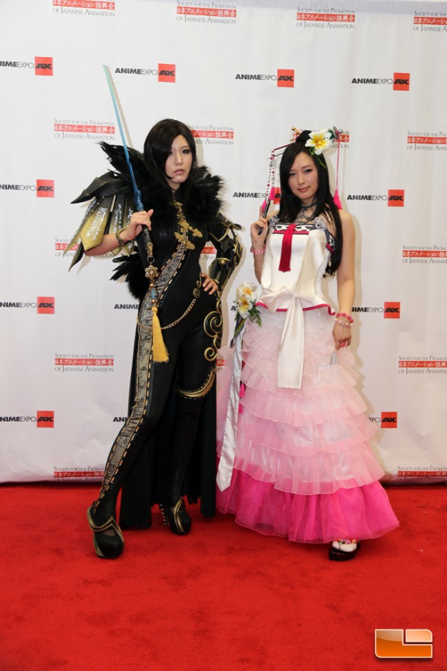 Anime Expo 2014 Spiral Cats
