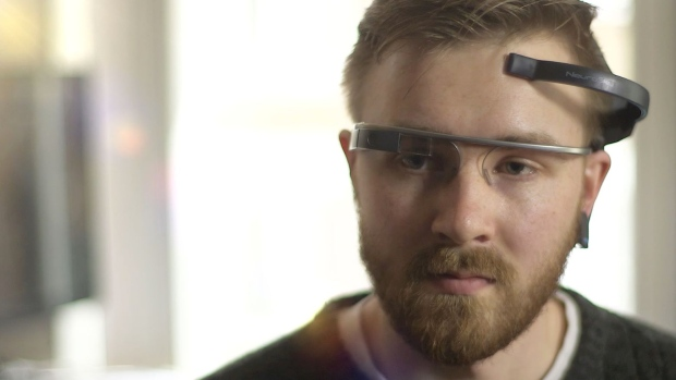 Brain Powered Google Glass