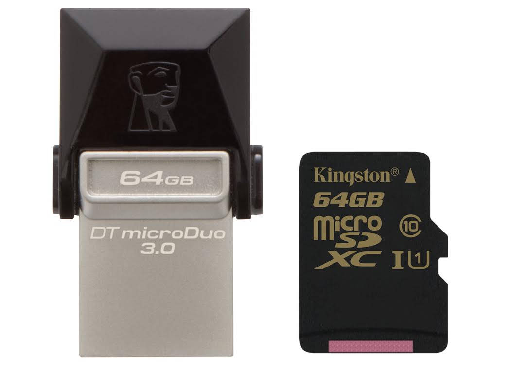 Moving Company Reviews >> Kingston Announces DataTraveler microDuo 3.0 OTG Flash ...