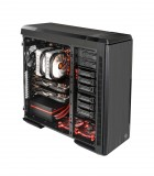 Thermaltake Frio Extreme Silent 14 Dual has been specially designed to solve the noise problem