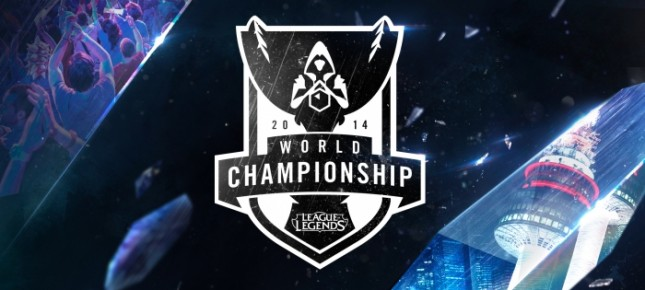 League of Legends Season 4 Worlds
