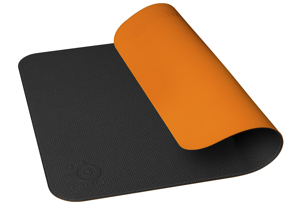 how to clean a steelseries mouse pad