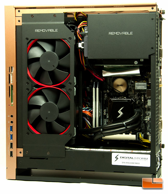 Digital Storm Bolt II Small Form Factor PC Review - Page 2 of 7