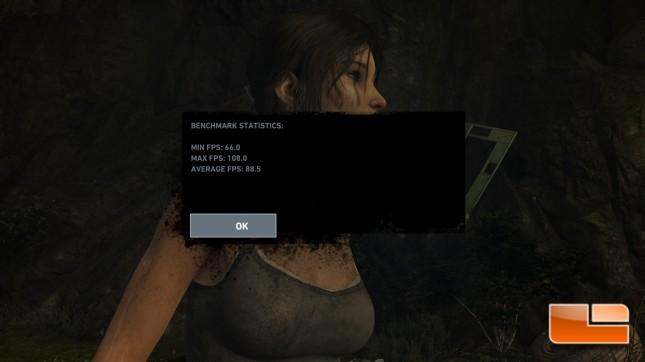 Digital Storm Bolt 2 Tomb Raider Benchmark