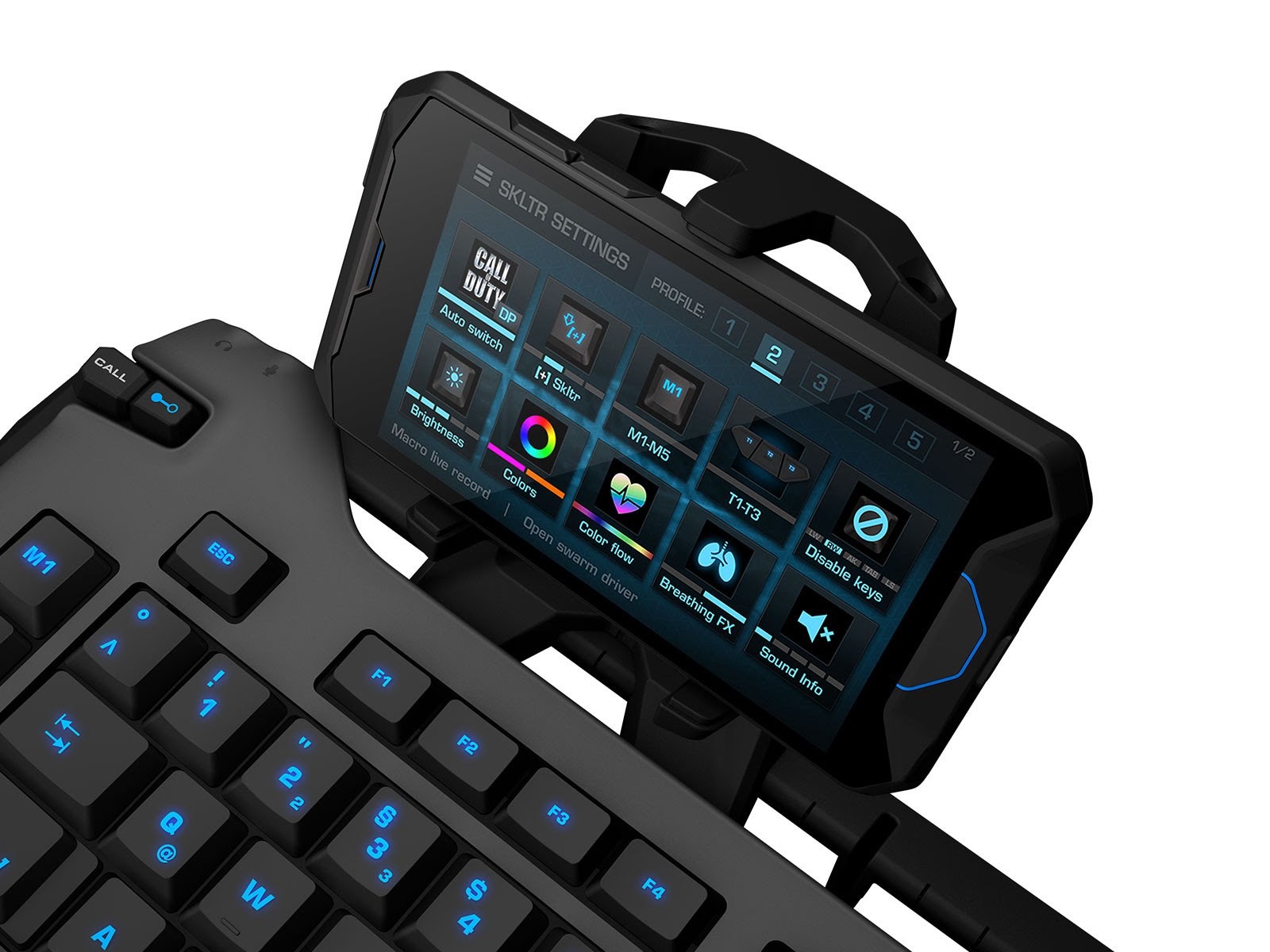 Gaming Keypad For Graphic Design