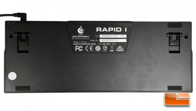 Cooler Master QuickFire Rapid-i