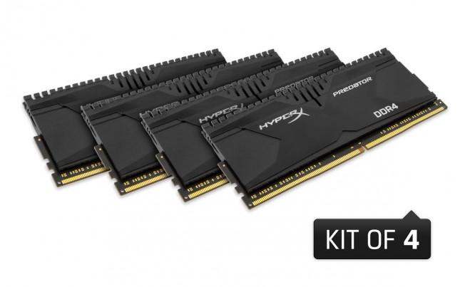 Kingston HyperX DDR4