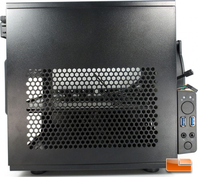 Thermaltake Core V1 mini-ITX Chassis Interchangeable Panels