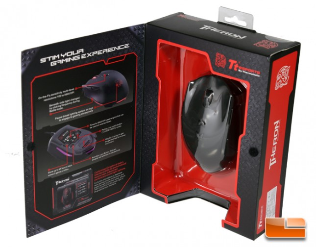 Tt eSPORTS Theron Gaming Mouse