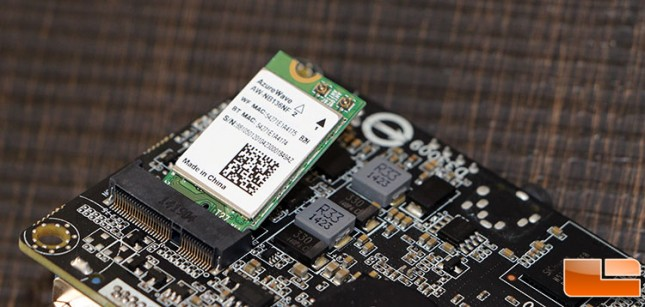 AzureWave AW-NB136NF M.2 Wireless Card