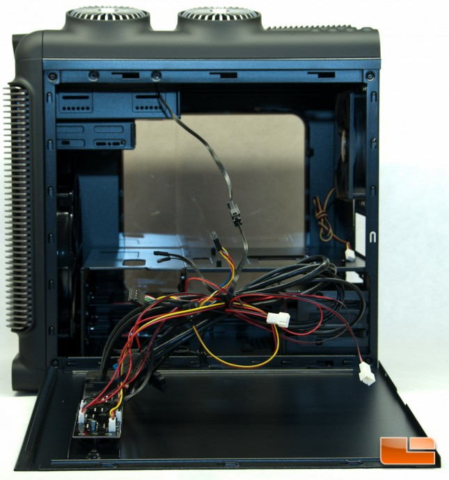 Deepcool Steam Castle Side Panel Wires