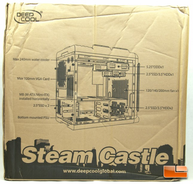 Deepcool Steam Castle-3