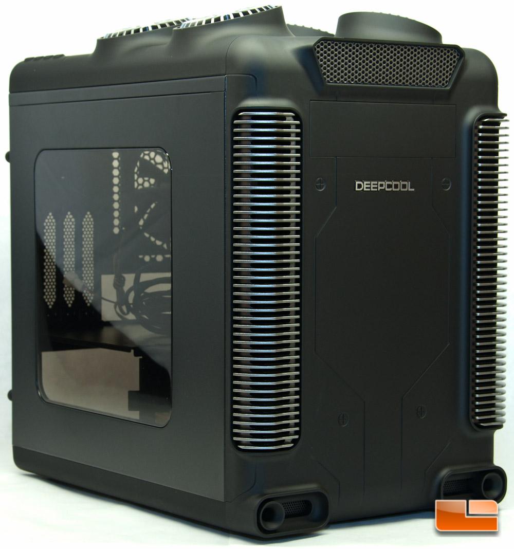 Deepcool Steam Castle Bk Micro Atx Case Review Legit