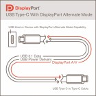 DisplayPort USB 3.1 Type-C