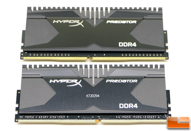 Kingston HyperX Predator DDR4 HX430C15PBK4