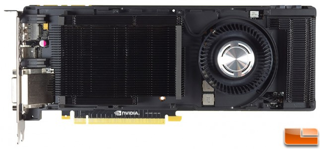 GeForce GTX 980 Heatsink
