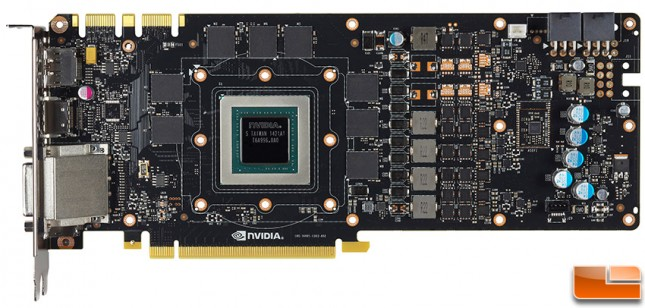 GeForce GTX 980 GM204 GPU