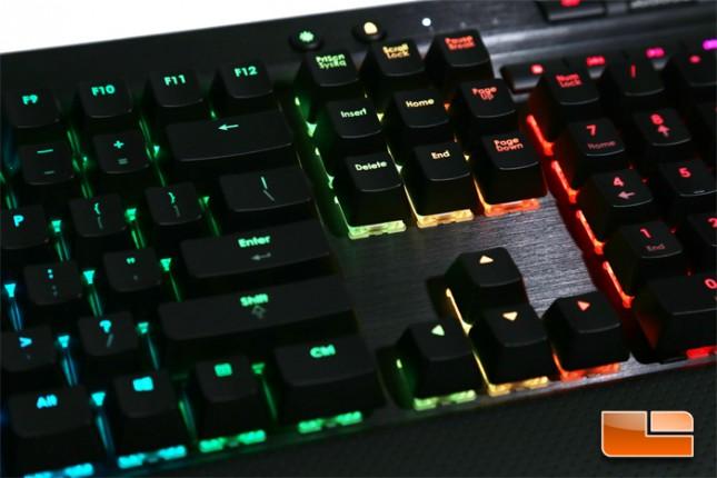Corsair Gaming K70 RGB