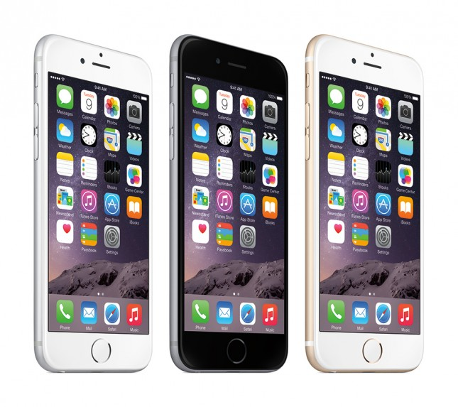 Apple Debuts Next-Gen iPhone 6 and iPhone 6 Plus