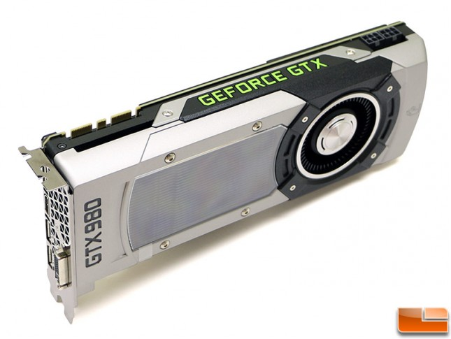 NVIDIA GeForce GTX 980 Video Card