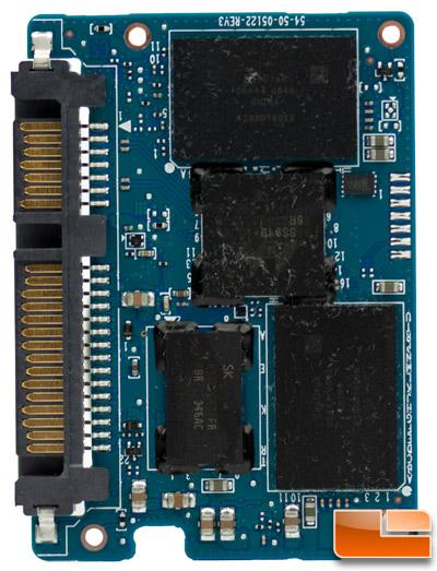 SanDisk Ultra II PCB
