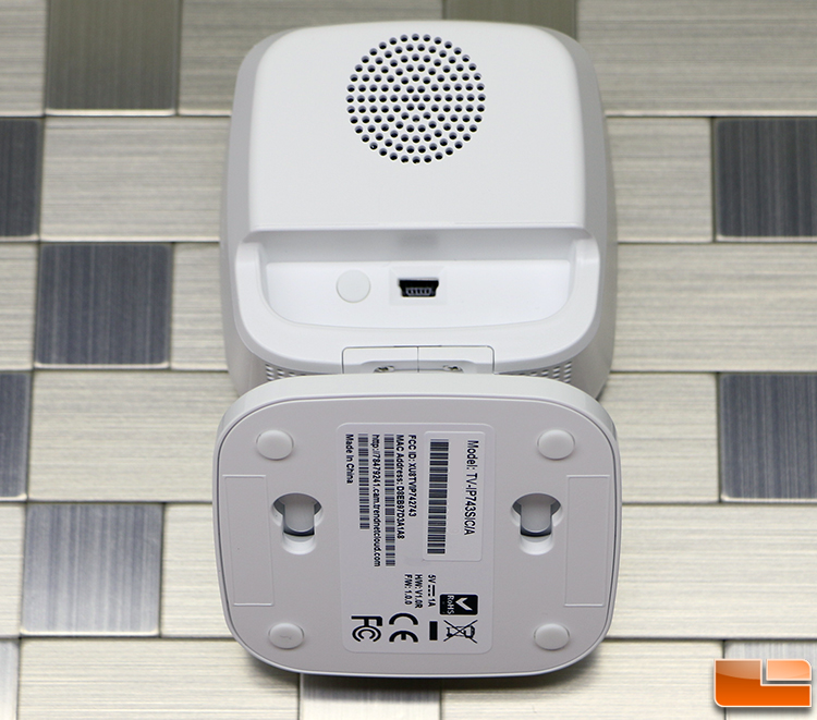 how to find trendnet ip camera on router