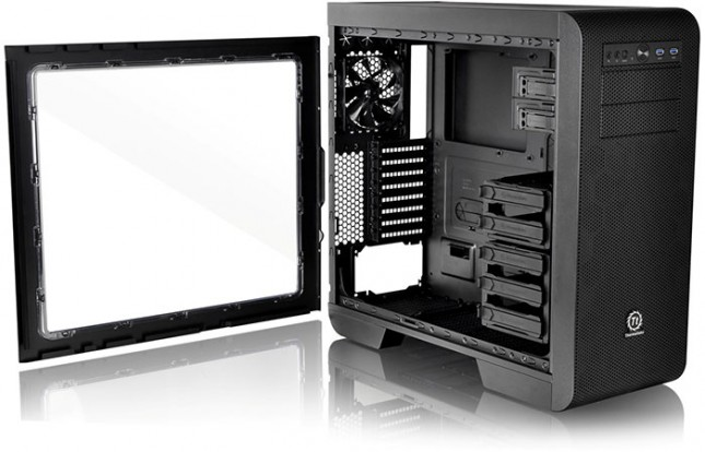 New Thermaltake Core V51  High-End Window Mid-Tower Chassis