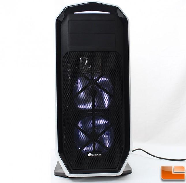 Corsair-Graphite-780T-Build-Front-LED